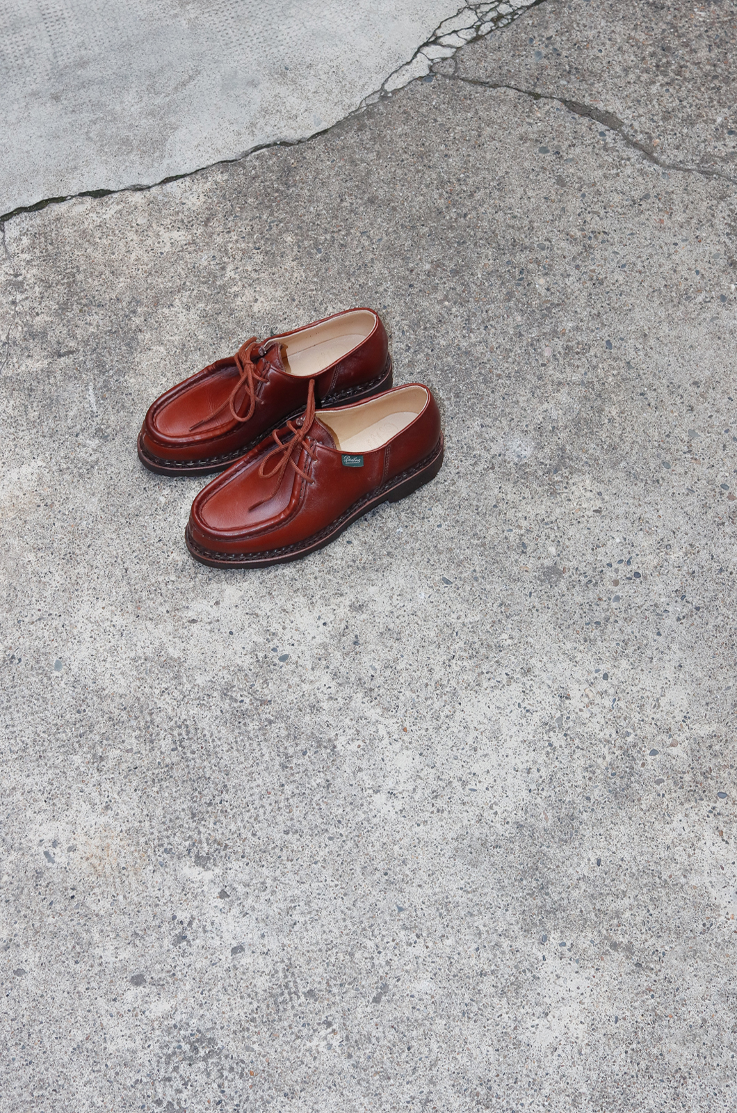 Paraboot - Michael/Marche Marron-Lis - Red