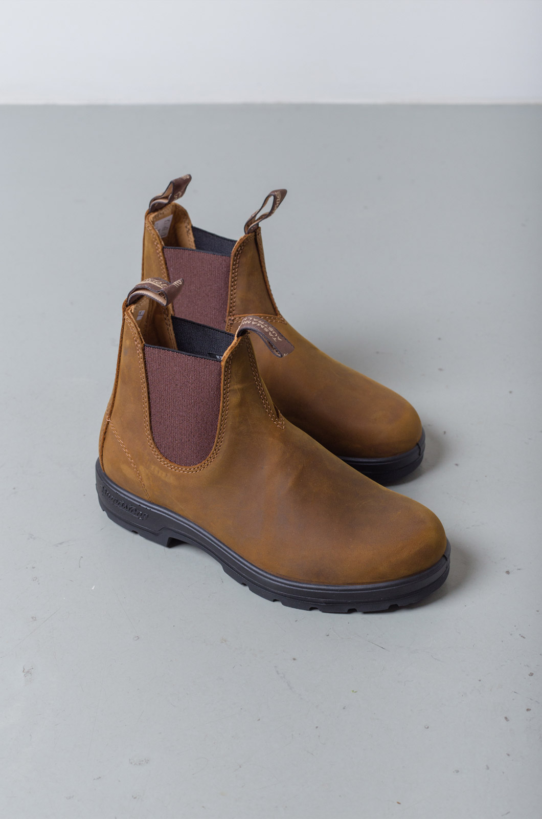 Blundstone - Classic Chelsea Boots - Crazy Horse Brown