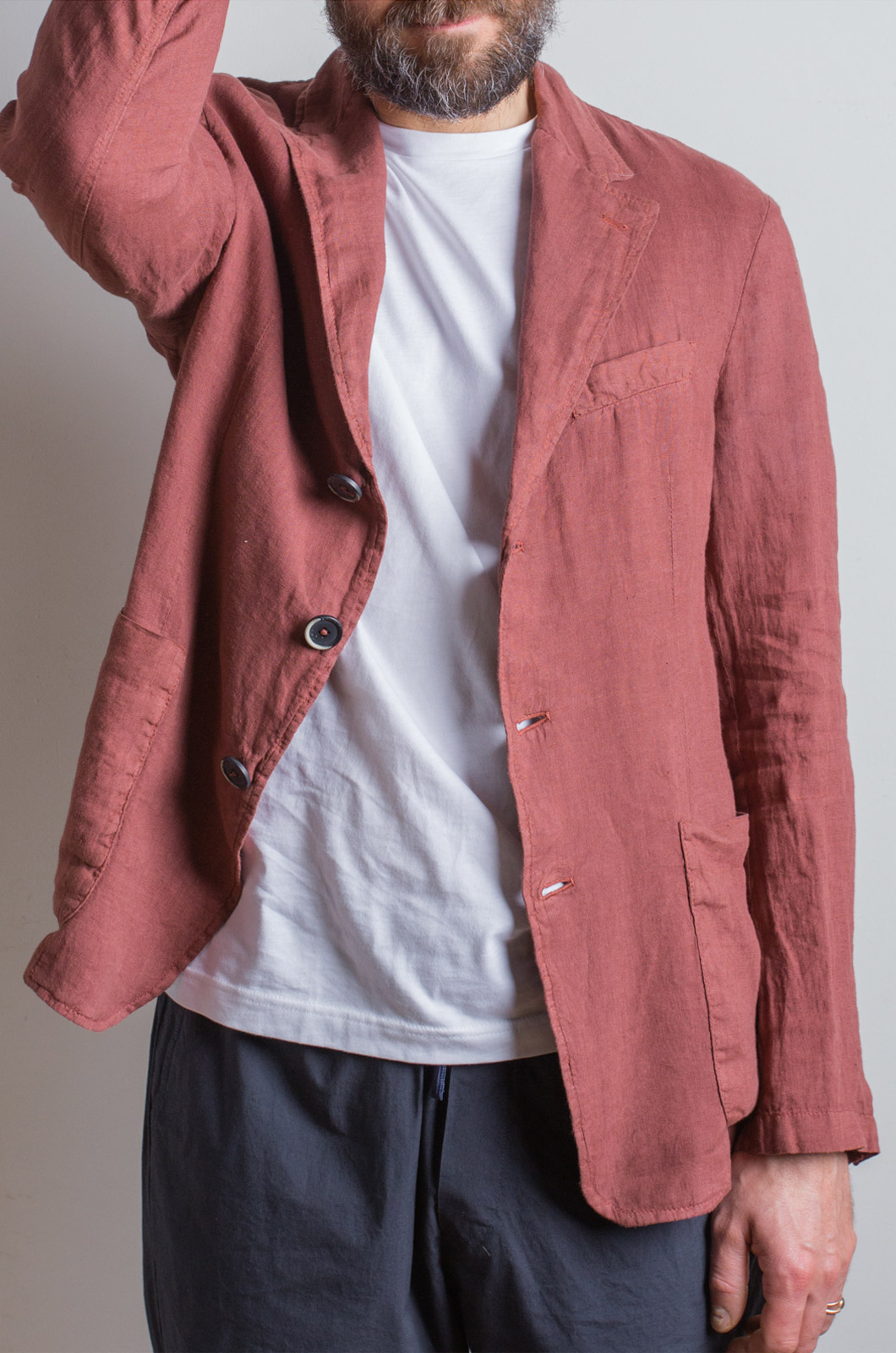 Barena - Piero Jacket - Ruggine